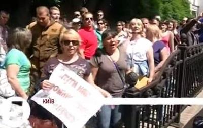 Под Радой избили пресс-секретаря Батькивщины - Арьев