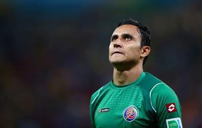 Арсенал и Ливерпуль нацелились на вратаря сборной Коста-Рики
