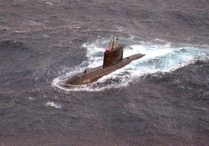 Нидерланды отправят на борьбу с сомалийскими пиратами подводную лодку