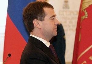 Приезд Медведева на инаугурацию Януковича остается под вопросом