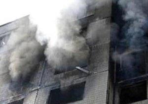 В крымской девятиэтажке взорвался газ