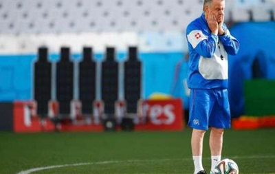 Накануне матча против Аргентины умер брат тренера сборной Швейцарии