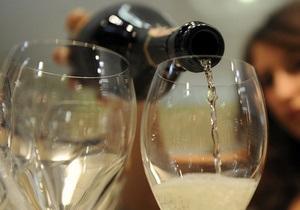 Европа на 5% снизила потребление шампанского из-за сложной ситуации в экономике