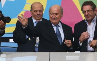 FIFA хочет запретить повторы в формате Vine и Gifs