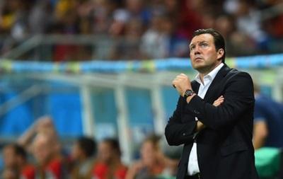 Тренер сборной Бельгии: Выход в 1/4 финала - историческое событие