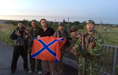 Губарев показал фото своих  путешествий по Новороссии