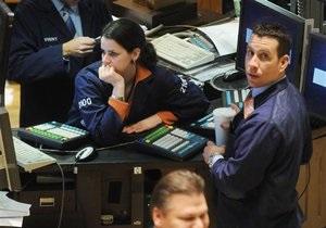 Украинский фондовый рынок открыл неделю обвальным снижением