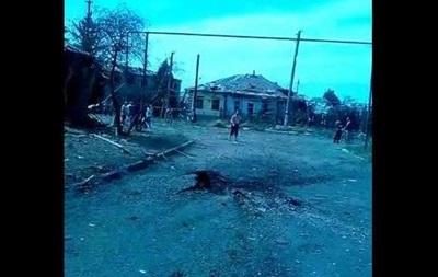 В Станице Луганской в результате обстрела погибли мирные жители
