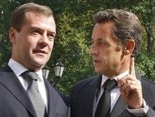 Саркози и Медведев обсудят возможности стабилизации грузино-осетинского конфликта