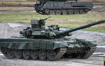 На Луганщине обнаружили 20 танков и 122 единицы бронетехники из РФ - Нацгвардия