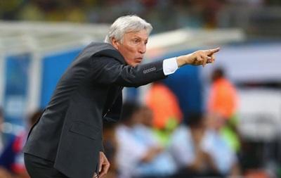 Тренер Колумбии: Выход в четвертьфинал - уже успех для нас