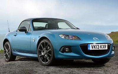 Mazda представит родстер MX-5