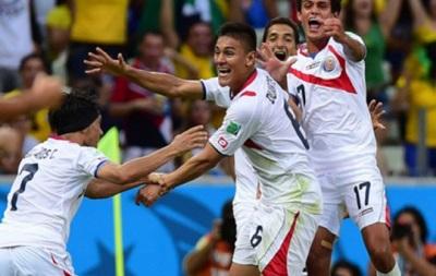 Футболистам Коста-Рики пообещали шесть миллионов за победу над Голландией