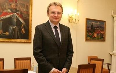 В Днепропетровск приедет мэр Львова Садовой
