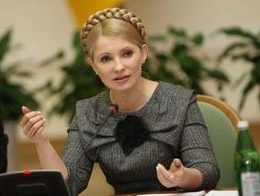 Тимошенко: Украина уверенно выходит из кризиса