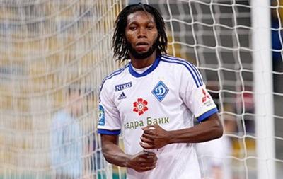 Мбокани хочет покинуть Динамо из-за ситуации в Украине