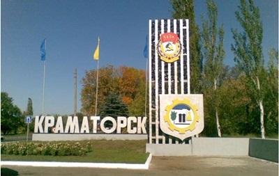 Сепаратисты покинули Краматорск