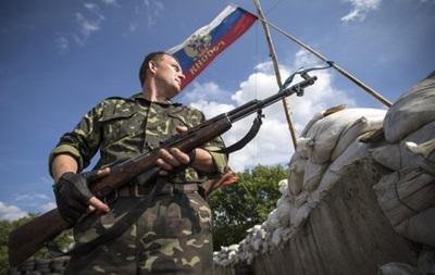 В Славянске силовики изъяли арсенал оружия, оставленный  ополченцами