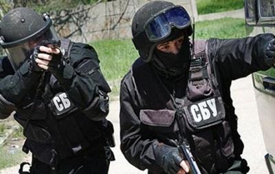СБУ заявляет о ликвидации группы  ополченцев  в Донецкой области