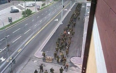 Донецк заняли  ополченцы  ДНР - горсовет