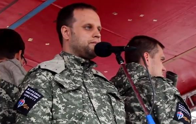 Губарев пообещал устроить партизанскую войну в Донецке