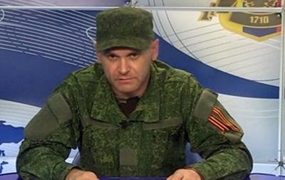 СМИ: Совершено покушение на лидера  народного ополчения  ЛНР