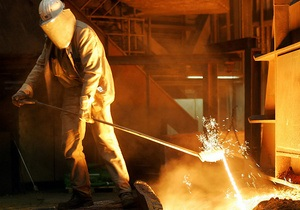 Рост промпроизводства в Украине за шесть месяцев составил 8,7%