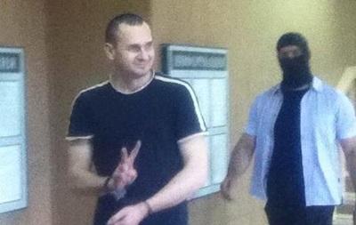 Суд по делу украинского режиссера Сенцова