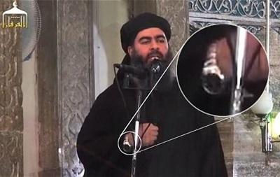Лидер исламских джихадистов носит часы за $10 тысяч – СМИ