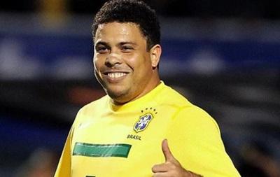 Роналдо не считает Германию фаворитом в матче с Бразилией