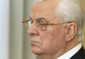 Кравчук назвал минусы главных претендентов на кресло премьера