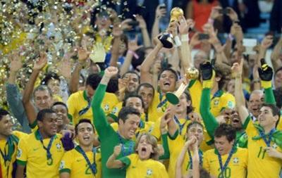 Матч Бразилия-Германия - самая титулованная битва ЧМ-2014