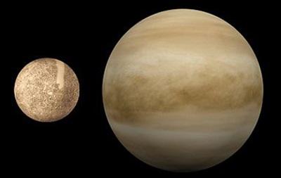 Ученые изучили формирование Меркурия из протопланеты