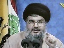 Глава движения Хизбалла пообещал не бороться за власть в Ливане