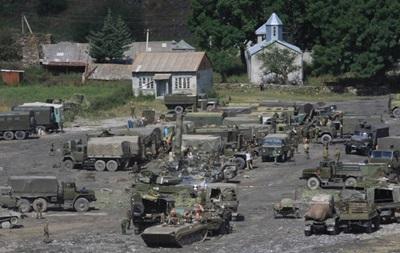 Крым передаст России украинские военные городки
