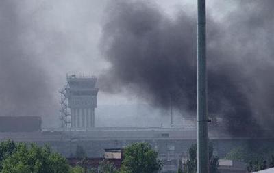 В Донецке идет бой за аэропорт