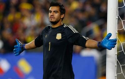 Вратарь сборной Аргентины: Везение — очень важный элемент игры