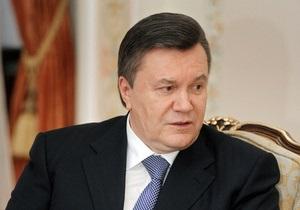 Янукович о новом Кабмине: Нужно дождаться формирования большинства в Раде