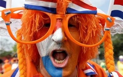 Матч Бразилия - Нидерланды