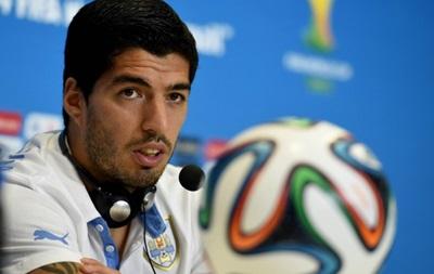 FIFA не согласилась сократить срок наказания Суаресу