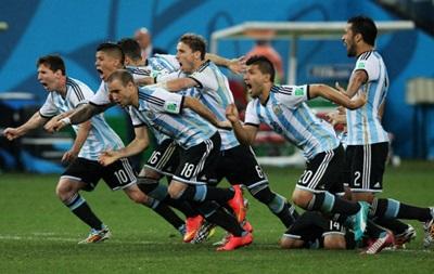 FIFA оштрафовала аргентинцев за недостаточное общение с прессой