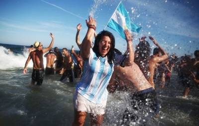 Аргентинский праздник в Бразилии: Хроника ЧМ 2014, 10 июля
