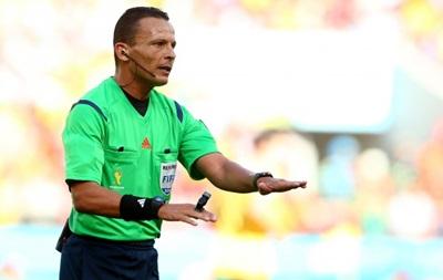 Матч за третье место на ЧМ-2014 Бразилия - Голландия доверили судить арбитру из Алжира