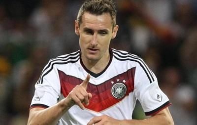 Нападающий сборной Германии: Пришло наше время побеждать на чемпионате мира