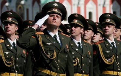 Крымские воинские части начали пополняться офицерами из России