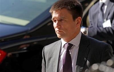 Изменения в Соглашение об ассоциации с ЕС в Брюсселе не обсуждались - Климкин