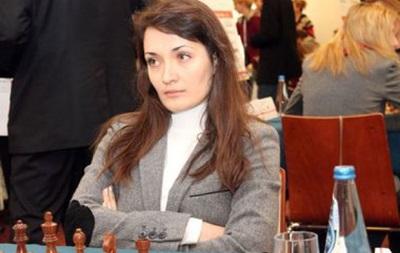 Украинская шахматистка променяла Украину на Россию