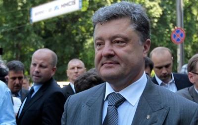 Порошенко поедет на ЧМ в Бразилии, где будет Путин и Меркель