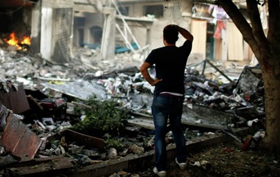 Израильская армия начала наземную операцию в секторе Газа