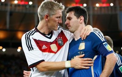 Месси: Мы заслуживали Кубок мира больше, нежели сборная Германии